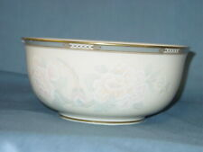 Lenox Mckinley Large Salad Serving Bowl Decorated