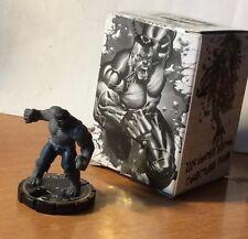 HeroClix MUTANT MAYHEM #216  DR. BRUCE BANNER  LE GOLD RING GREY HULK with BOX