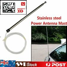 Antenna Power Car Mast&Rope Replacement Aerial Fit  Nissan Patrol GU Y61 Sliver