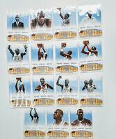 Michael Jordan 2011 UD North Carolina Tar Heels 15 cards lot