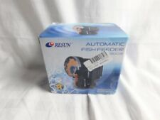 Resun AF-2003 Automatic Fish Feeder Pellets Or Flake New