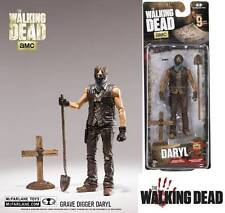 Action Figure Daryl Dixon Grave Digger The Walking Dead Serie 9 by McFarlane