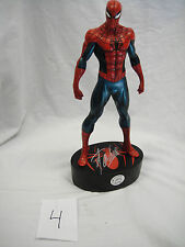 "BOWEN DESIGNS Signed By ""STAN Lee"" SPIDER-MAN MODERN MUSEUM STATUE Bust Sideshow"