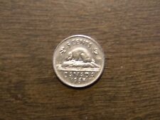 Canada 5 cents 1965  XF condition