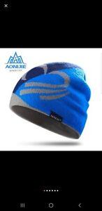 Winter Knitted Beanie Cap Snowboarding Running Ski Caps