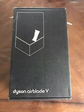 Dyson Airblade V Hand Dryer - Grey  Brand New In Box  AB12 25878-01