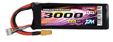 Baterías LiPo para vehículos de radiocontrol para 3000mAh