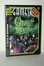 GHOST MASTER GIOCO USATO PC CDROM VERSIONE ITALIANA GD1 45909
