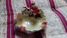 Vintage decorative ashtray