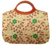 Indian Purse Ladies Vintage Traditional Embroidery  Hand Clutch Bag CL029GREEN