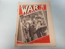 The War Illustrated No. 39 Vol 2 1940 Louvain Bulge Holland Namur