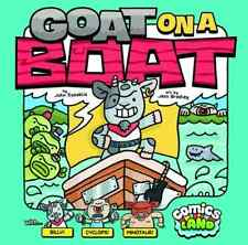 Goat On A Boat  BOOK NEW