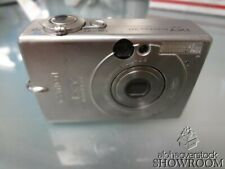 Used & Untested - Canon* IXY Digital 30 AiAF 3.2MP Camera Parts Or Repairs Only