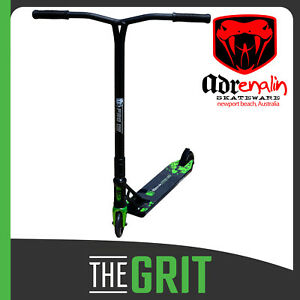 Adrenalin Scooter Pro 110 Street Scooter Black / Lime