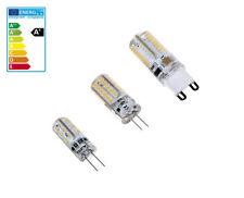 Lampadine bianche per l'illuminazione da interno LED G9