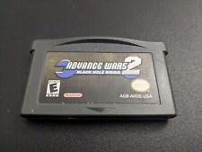 Advance Wars 2 Black Hole Rising Nintendo Game Boy Advance NRMT authentic game