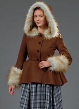 Outlander colonial 18th century style  Revolutionary War winter jacket