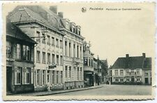 CPA - Carte postale - Belgique - Meulebeke - Marktplaats en Oostroosbekestraat (