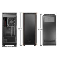 be quiet! Dark Base Pro 900 REV. 2 No Power Supply ATX Full Tower Computer