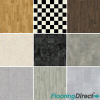 Non Slip Vinyl Flooring Kitchen, Bathroom CHEAP Lino 2m 3m 4m Wide Any Size!
