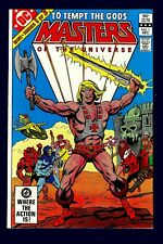 Masters of the Universe #1 High Grade Bronze Age No Reserve
