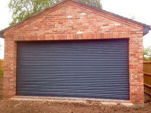 Electric High Security Roller Shutter Doors - Garage Roller Shutters