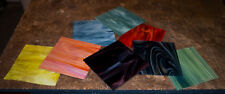 Scrap Stained Art Glass Tiles - Variety Pack