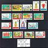 Bahamas  varieties of 1971 set,  FU.  L5719