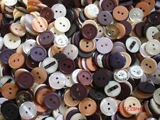 HUGE COLLECTION MIXED LOT COLORFUL*2OO* NEW BUTTONS 5/8in