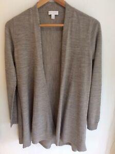 New The White Company Merino Wool Cardigan Cost £115