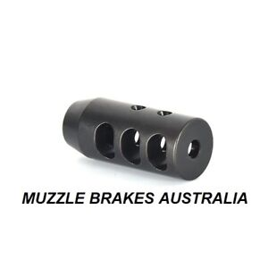 MUZZLE BRAKE TAIPAN 5/8''X24 THREAD HOWA 300BLACKOUT