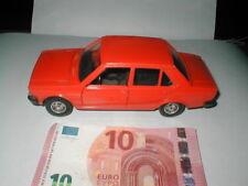 MODELLINO FIAT 131 ARANCIONE MARTOYS  BURAGO 1:24 VINTAGE MADE IN ITALY