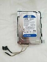 """WD Blue 1TB 3.5"""" Desktop Hard Disk Drive WD10EZEX 7200 RPM SATA 6Gb/s 64MB HDD"""