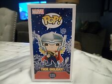 Funko Pop! Marvel Holiday Classic Thor 535 Collector Corps Exclusive