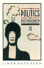 The Politics of Postmodernism (New Accents Series)