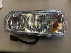 BUYERS REPLACEMENT UNIVERSAL HALOGEN Snow Plow Light L Driver side 1311100L