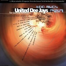 United deejays for Central America too much Rain (1999) [Maxi-CD]