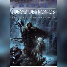 JUEGO DE TRONOS (CANCION DE HIELO Y FUEGO / 1) GEORGE R.R. formato digital PDF