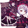 Anime Overlord Cosplay Cover Bed Sheet Double-Bed Quilt Full Set 3pcs 4PCS #X77
