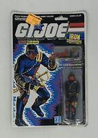 GI Joe Iron Grenadiers 1988 action figure