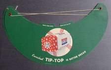 1940's Ward's Tip Top Bread Green Visor