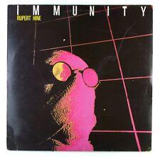 "12"" LP - Rupert Hine - Immunity - E714 - cleaned"