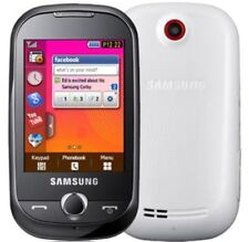 SAMSUNG S3650 CORBY TOUCH MOBILE PHONE - UNLOCKED WITH NEW CHARGAR AND WARRANTY
