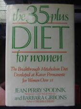 The Thirty-Five Plus Diet for Women by Spodnik and Gibbons store#4238