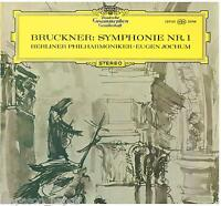 Bruckner: Symphony N.1 / Eugene Jochum - LP DGG Tulip Slpm 139 131