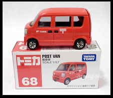 TOMICA #68 SUZUKI EVERY POST VAN 1/57 DIECAST CAR GIFT
