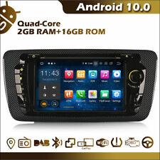Android 10.0 Autoradio Pour SEAT IBIZA 2009-2013 Canbus TNT GPS WiFi 4G DAB USB