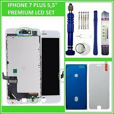 Display LCD für iPhone 7 PLUS 5.5 mit RETINA Glas Scheibe Komplett Front WEISS