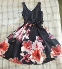 Roman Originals dress and bolero,size 14,worn once,great for weddings/party etc