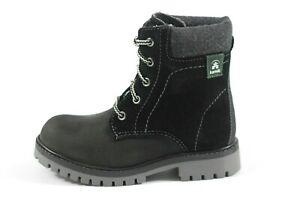 Kamik Takodalo 2 kids Winter Waterproof Boots Black, Size UK 11.5 - EU 30